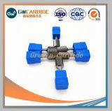 Pulido rotativa de carburo de tungsteno rebabas