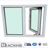 선정하는을%s 수직 후원자 강화 유리 메시를 가진 양쪽으로 여닫는 문 여닫이 창 PVC 플라스틱 Windows