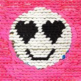 Девочек Flip Sequin Emoji Fanny Pack