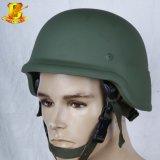 M88 Pasgt Bulletproof casque tactique militaire avec l'aluminium VAS carénage et rails de montage Goggle