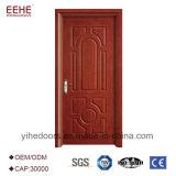 Diseño de madera de la puerta de la red de mosquito de las puertas modelo de Kerala