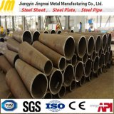 Materiales de construcción del tubo de acero afilado tubo de acero