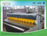 De plastic Machine van de Productie van de Uitdrijving van het pE/PP/PVC/ABS/HIPS/Pet- Blad & van de Plaat Board&