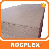 La madera contrachapada del pino de Rocplex, madera contrachapada sólida de la base del álamo, película hizo frente a la madera contrachapada