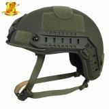 Capacete à prova de balas rápido ideal de Kevlar do corte da elevação do capacete da engrenagem militar nós padrão