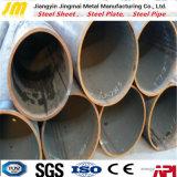 Tubo d'acciaio galvanizzato parete spessa di qualità superiore per costruzione