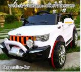 Conduite de jeep d'alimentation par batterie sur le jouet de plastique d'enfants de véhicule