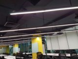 DIY Kombination intelligentes Dimmable LED lineares Licht