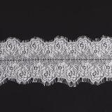 Commercio all'ingrosso francese del merletto di Tulle della tessile del merletto del voile di modo