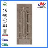 Естественная черная кожа двери Venner HDF твердой древесины грецкого ореха (JHK-012)