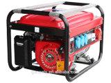 le générateur de l'essence 2.5kVA évalue le générateur suisse de Portable de Papier d'emballage 8500W
