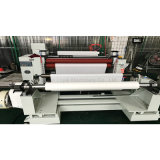 Libération automatique de papier PE de refendage de film et de rembobinage de la machine