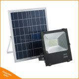 Rechargeale Solar-LED Flut-Lampe für im Freiengarten-Rasen-Punkt-Beleuchtung