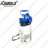 pulverizador plástico da mão do frasco de pressão 5L