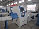 Le découpage en travers en bois automatique de bonne qualité a vu la machine à vendre