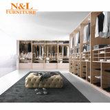 Governo della mobilia del guardaroba della camera da letto di alta qualità