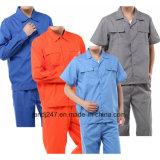 Short-Sleeved Arbeits-Kleidung-Fabrik-Werkstatt-Gesamte