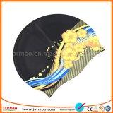 Impressão barata Touca de silicone com padrão