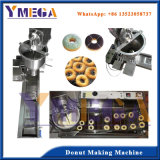 Automatische Minischaumgummiringe, die Maschinen-Krapfen-Maschine 800-1200PCS braten