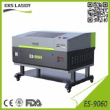 Hochgeschwindigkeits-CO2 Es-9060 Laser-Gravierfräsmaschine-und Laser-Ausschnitt-Maschine