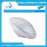 防水リモート・コントロール12VプラスチックPAR56 LEDプールランプの水中ライト
