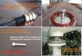 ホームのための小さい600W 12V/24V/48Vの風の交流発電機の発電機