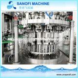 機械31で満ち、キャップするプラスチックびん洗浄の炭酸飲み物