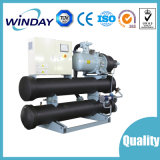 Unidades refrigeradas por agua del refrigerador del petróleo del mac de Winday