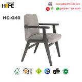 Mesa de centro nova da madeira contínua do projeto na mobília da sala de visitas (HC-G41)