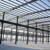 Structure en acier de construction préfabriqués Atelier de cadrage