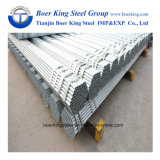 Round & Squarehot Dipped /Pre Galvanized Steel Pipe for Scaffolding Pipe