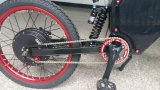 72 E-Vélo électrique électrique de vélo de la batterie 5000W de bicyclette de volt
