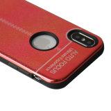 Новые металлические отражающей поверхности зеркала высокого качества для телефона iPhone X