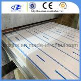 La Chine couleur d'alimentation de l'acier Panneau sandwich polyuréthane pour toit et le mur du bâtiment