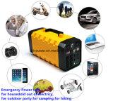 12V 100ah Hort 회로 보호와 보안감청을%s 가진 휴대용 UPS 리튬 건전지