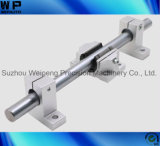 Ck45 Tige hydraulique au chrome dur pour machine hydraulique
