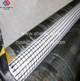 Reforço revestido de asfalto Geogrid de fibra de vidro e produtos compostos de Drenagem