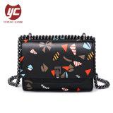 Yc-H074 het Ontwerp van de Druk van de douane Dame Chain Bag Fashion Handbag Crossbody Zakken voor Gift