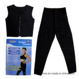 Pantalones elásticos ligeros cómodos del neopreno de la tela para adelgazar