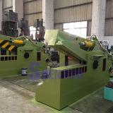 Máquina de estaca automática hidráulica do Rebar da sucata