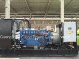 Pramac 1375kVA/1100kw Mtu高いVlotageのディーゼル発電機