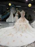 Cor Arabric Aoliweiya vestido de casamento