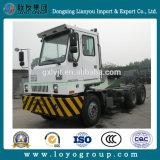 Vrachtwagen Met lage snelheid van de Tractor van de Vrachtwagen van de Tractor van Hova van Sinotruk 4X2 de Eind