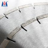 La hoja de sierra de diamante de 14 pulgadas para corte de Granito