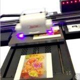 Inyección de tinta plana digital máquina de impresión UV para Teléfono Móvil de Shell, Camisetas