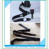 3 puntos de seguridad del retractor del cinturón de seguridad para la carretilla