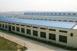 Estructura de acero suave para el almacén prefabricado