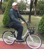 Todas as pessoas podem usar a maioria das bicicletas eléctricas inteligentes de segurança