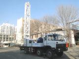高性能200mのトラックによって取付けられる油圧井戸の掘削装置