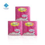 Fuite Prooof Big ailé des serviettes hygiéniques de femmes pour la menstruation Heavy Temps de débit